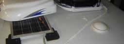 Montaggio condizionatore evaporativo Viesa