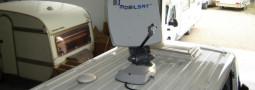 Antenna Mobilsat automatica
