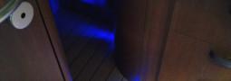luci notturne segnapassi