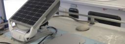 Samy solar parabola + fotovoltaico
