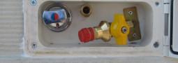 Modifica presa esterna acqua gas