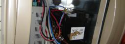 Modifica vano batteria montaggio booster