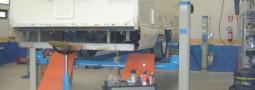 Riparazione paraurti / installazione sensori parcheggio / retrocamera