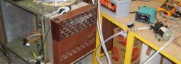 Riparazione boiler