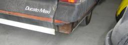 Riparazione paraurti – carrozzeria